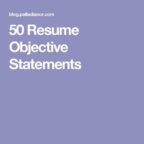 Warehouse Worker Resume Objective Examples